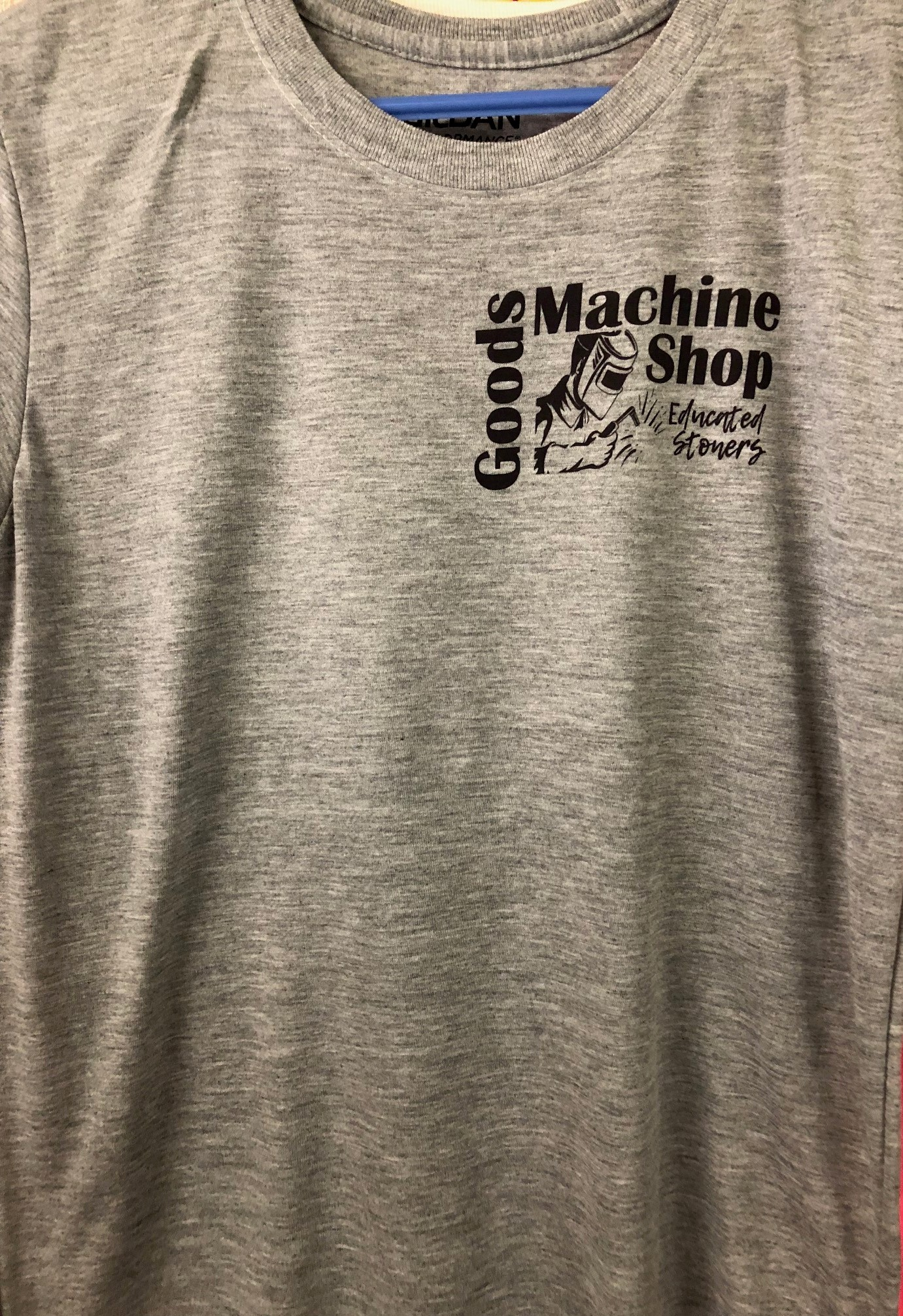 goods machine shop es